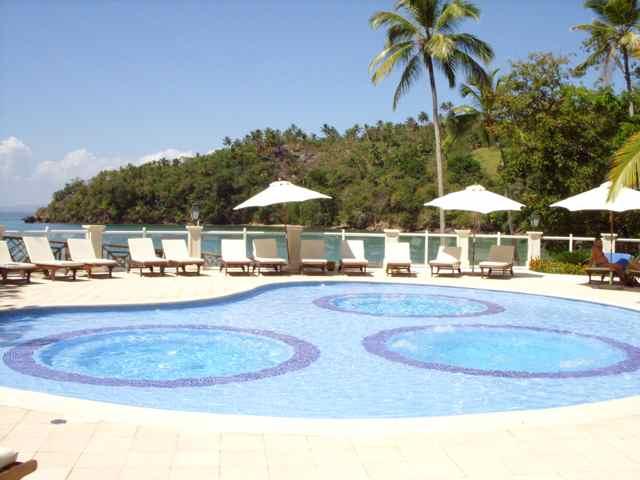H tel gran bahia principe cayacoa 5 piscines plages et for Piscine petit port