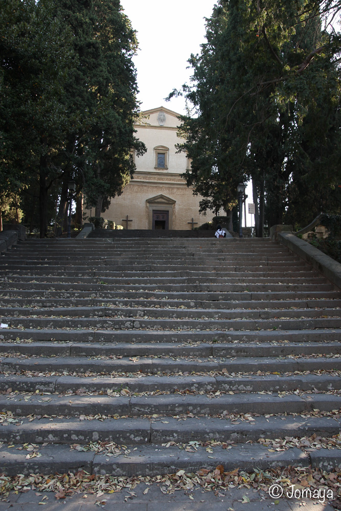 Florence - San Salvatore al Monte