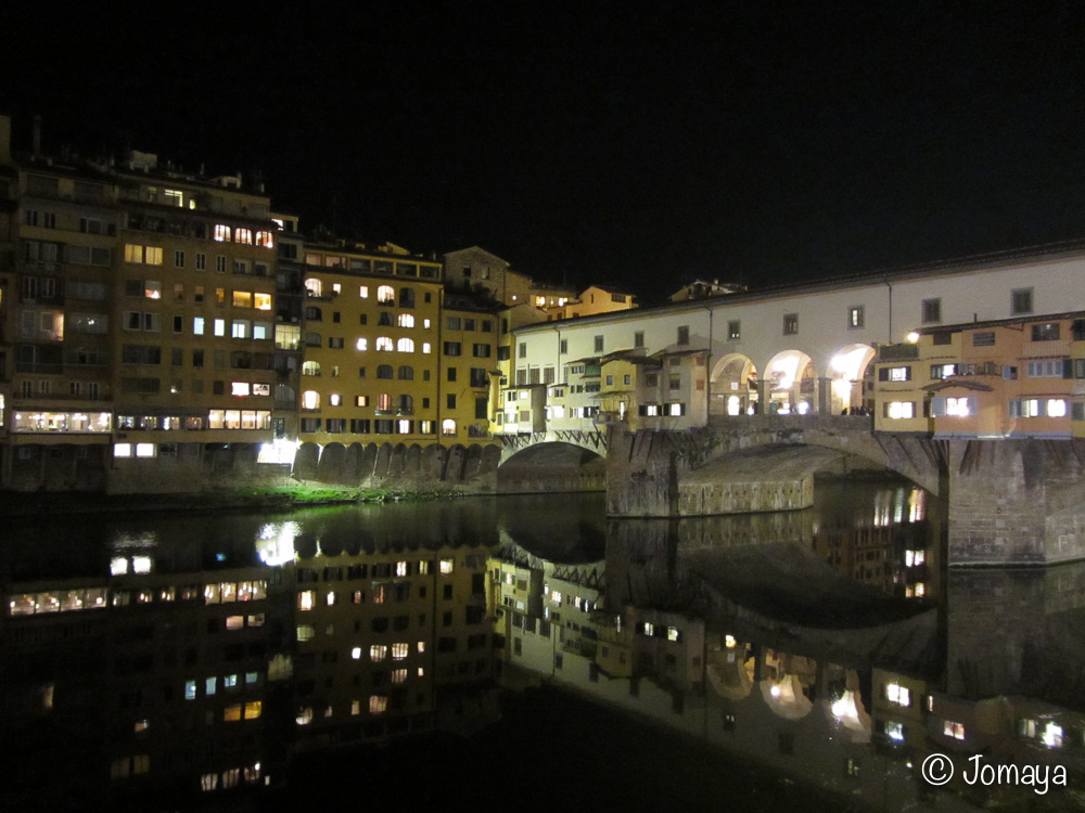 Florence - by night