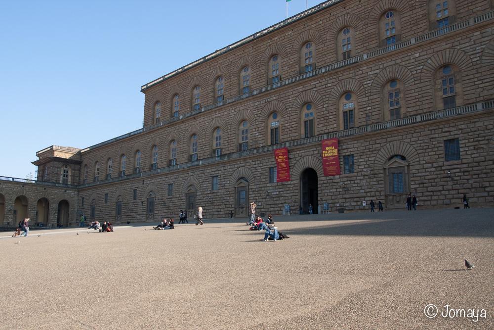 Flroence - Palazzo Pitti