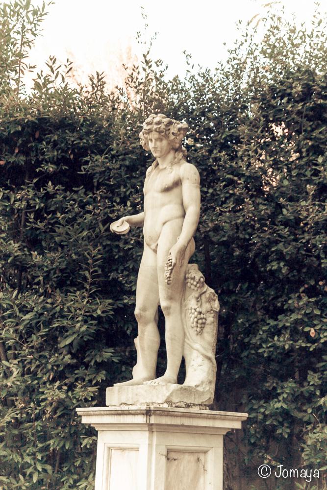 Flroence - Jardins Boboli