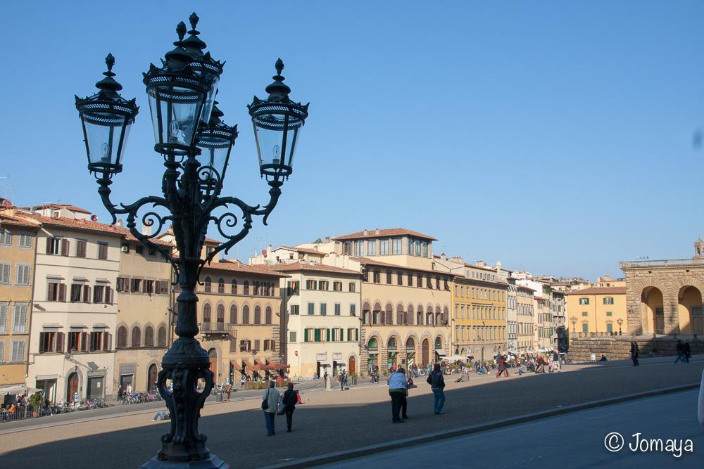 Flroence - Piazza Pitti