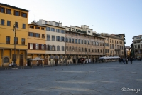 Florence - Piazza di Santa Croce
