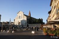 Florence - Piazza Santa Maria Novella