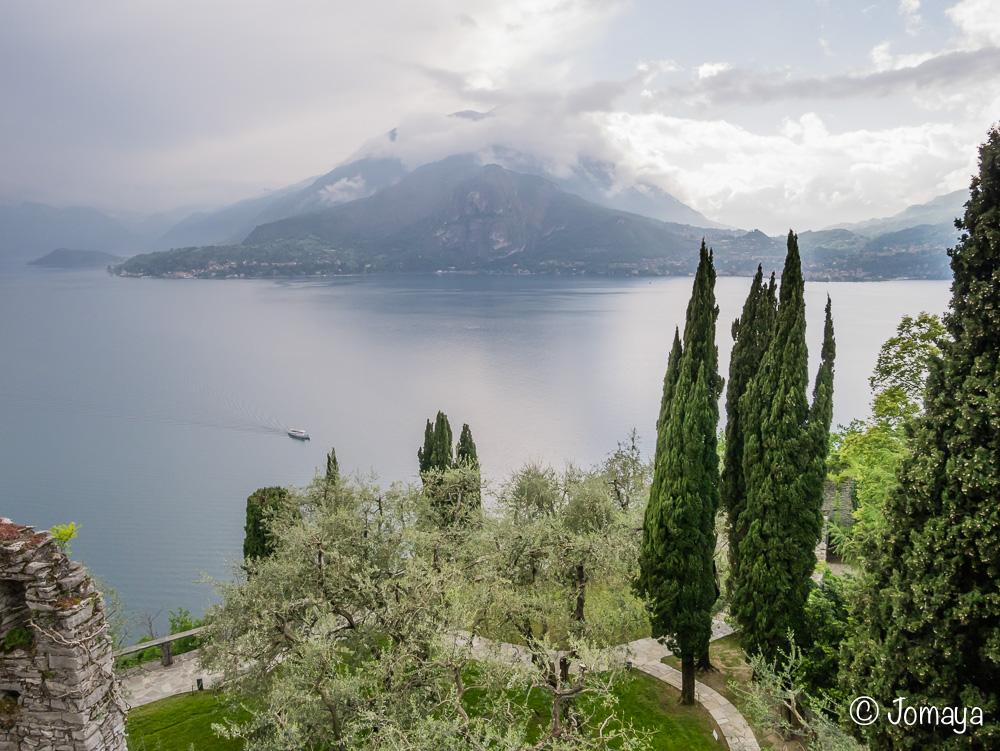 Castello di Vezio - Lac de Côme - Italia