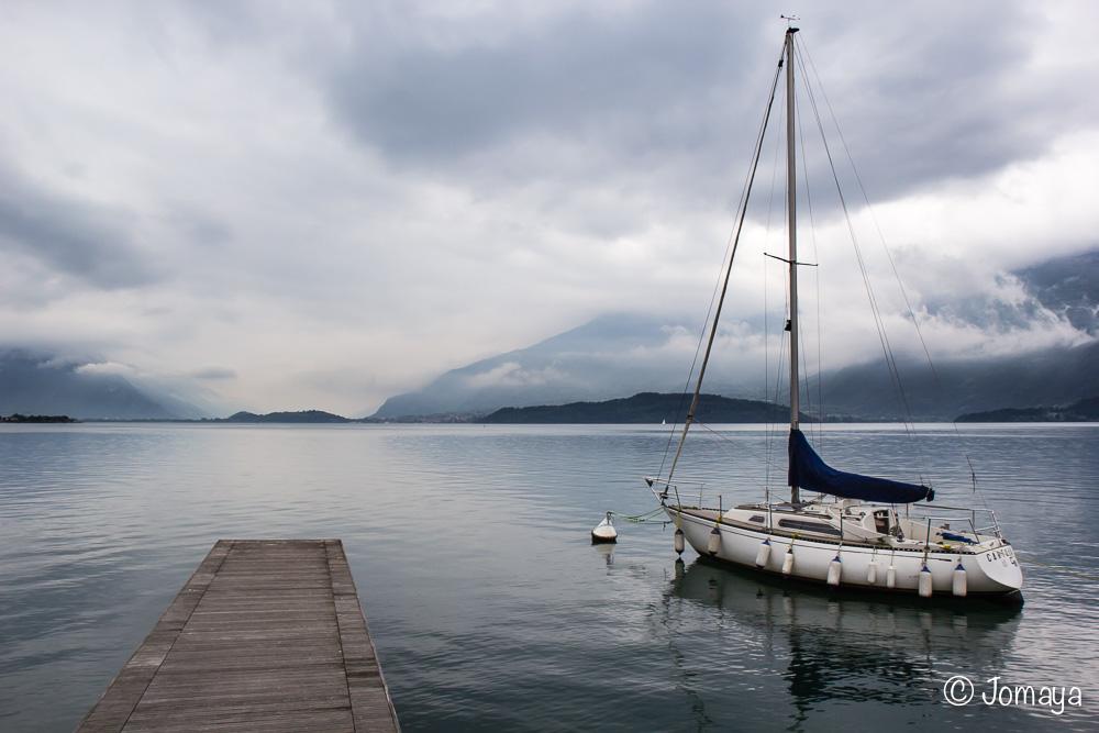 Gravedona - Lac de Côme - Italia