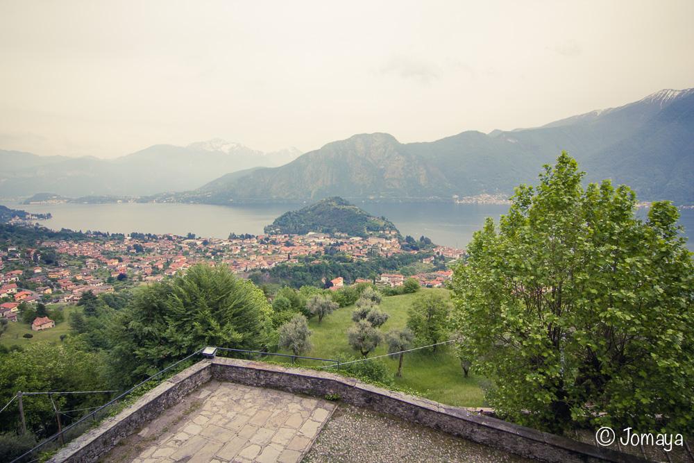 Ossucio - Lac de Côme - Italia