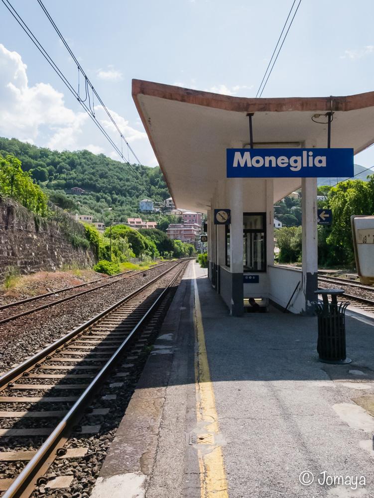 Aujourd'hui on prend le train direction les Cinque Terre - Ligurie - Italia