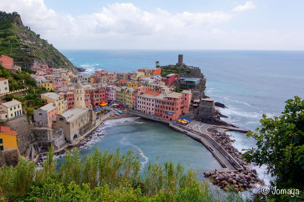 Vernazza - Cinque Terre - Ligurie - Italia