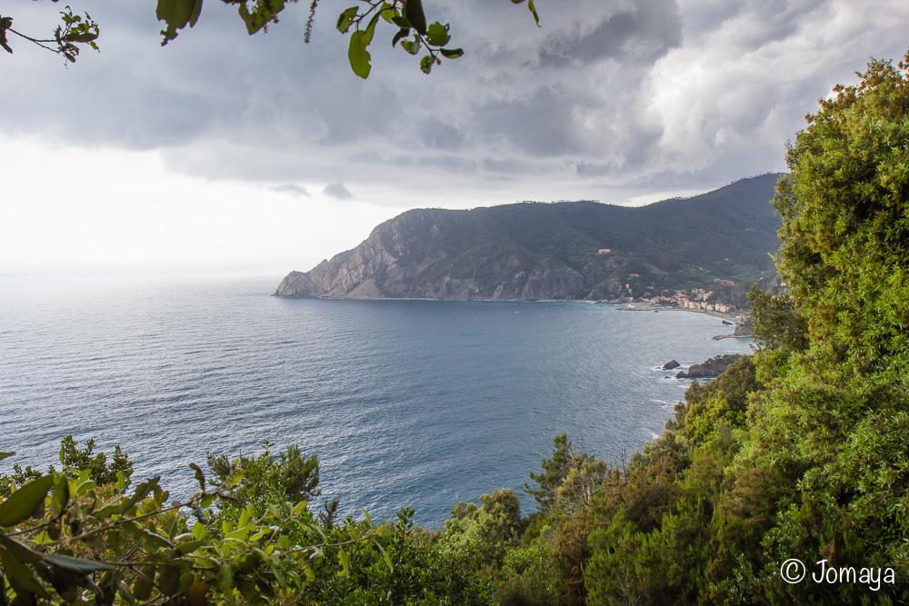 Entre Vernazza & Monterosso - Cinque Terre - Ligurie - Italia