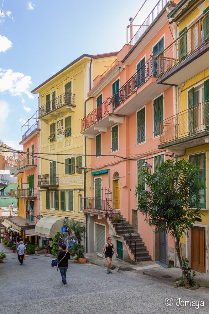 Manarola - Cinque Terre - Ligurie - Italia