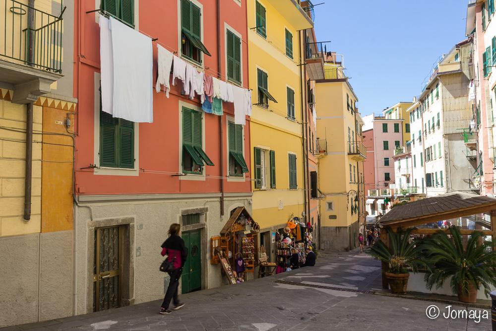 Riomaggiore - Cinque Terre - Ligurie - Italia