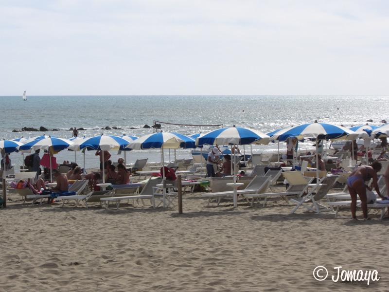 Castiglione della Pescaia - plage