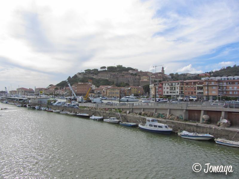 Castiglione della Pescaia - port