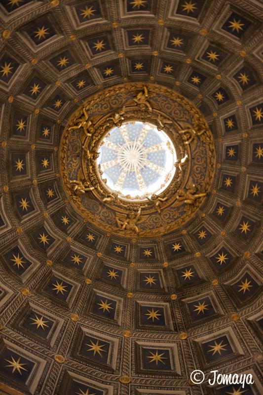 Sienne - Intérieur du Duomo