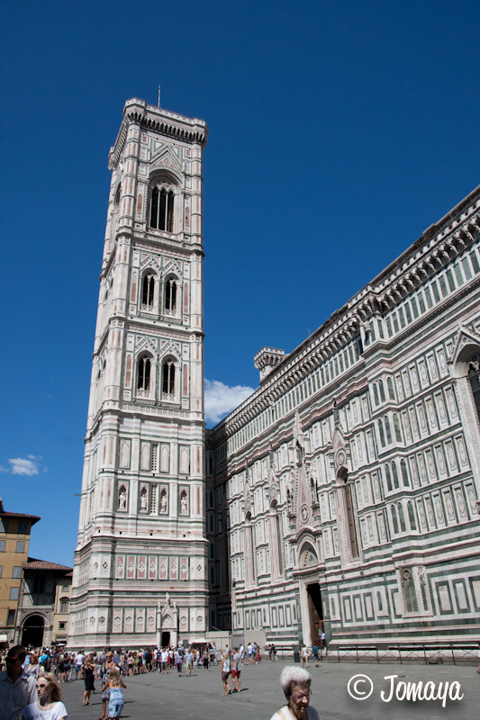 Florence - Le duomo et le campanile