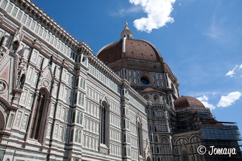 Florence - Le duomo et sa coupole