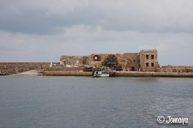 La Canée - la forteresse vénitienne