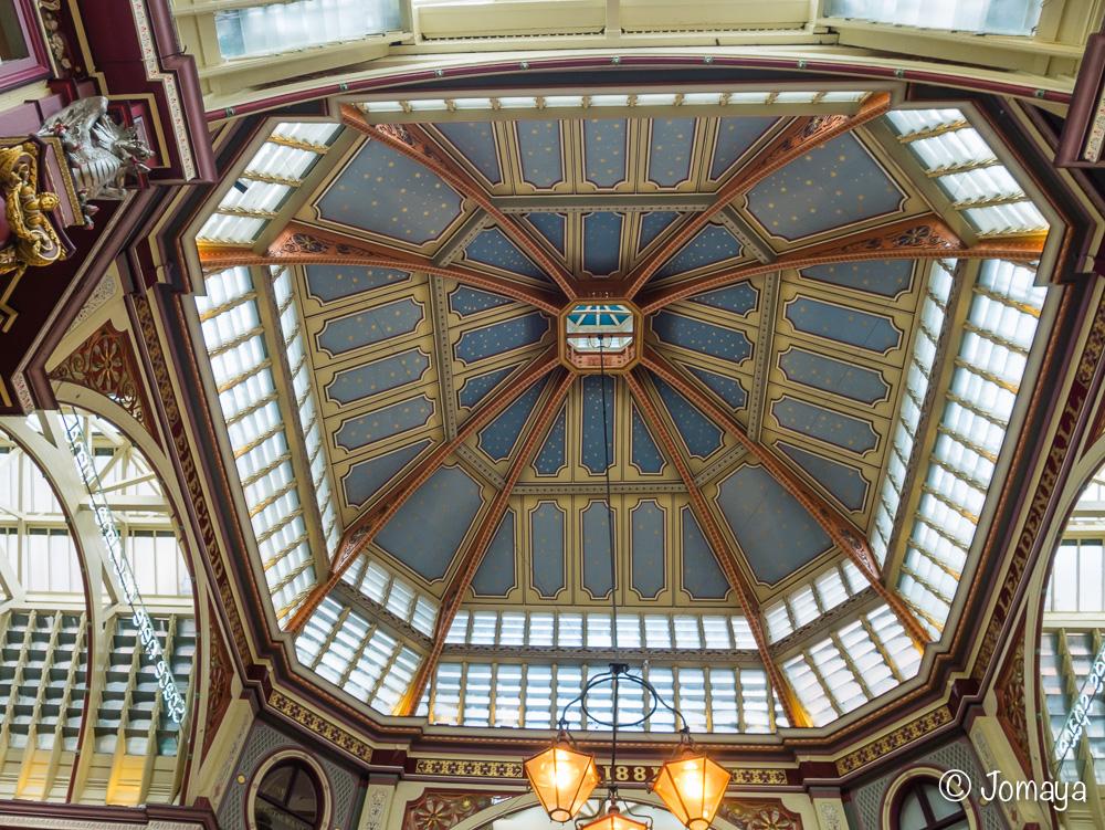 Leadenhall Market - La City - Londres