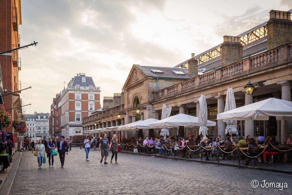 Covent Garden - Londres