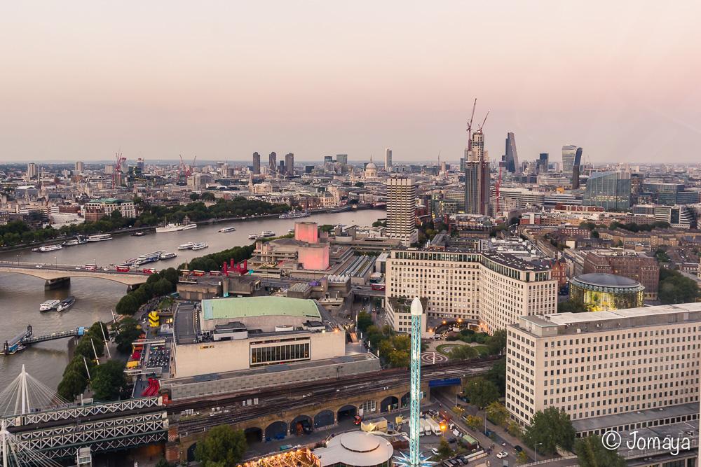 London Eye - Londres
