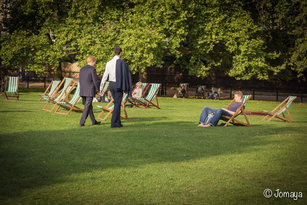 Green Park - Londres