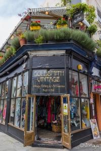 Promenade dans Notting Hill et Portobello Road
