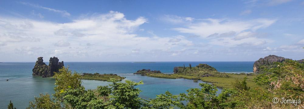 La poule, le sphinx et la baie de Hienghène - Nouvelle Calédonie