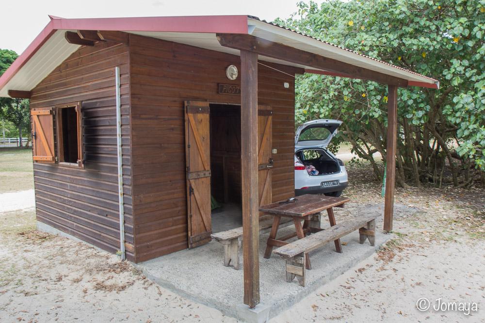 Camping de la plage de Poe - Bourail - Nouvelle Calédonie