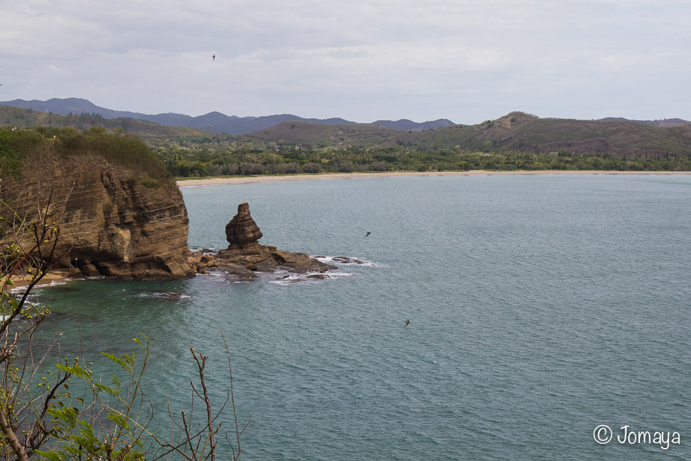 Promenade des 3 baies - Bourail - Nouvelle Calédonie