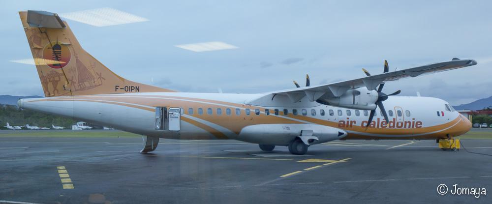 Avion pour l'Ile des Pins - Nouvelle Calédonie