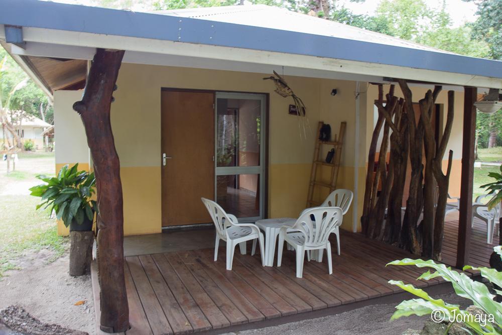 Gîte Nataïwatch - Ile des Pins - Nouvelle Calédonie