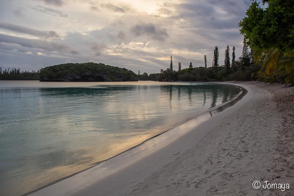 Baie de Kanuméra - Ile des Pins - Nouvelle Calédonie