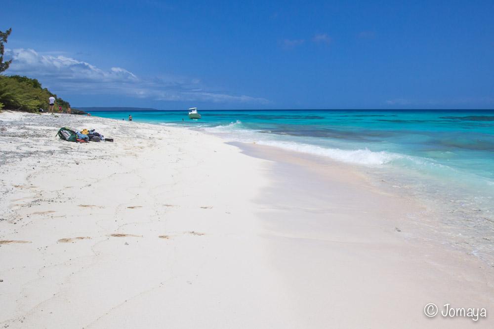 Sur notre plage de rêve - Côte Nord - Maré