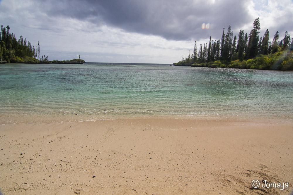 Baie des Tortues - Maré