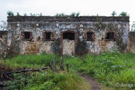 Vestiges du bagne - Ile des Pins - Nouvelle Calédonie