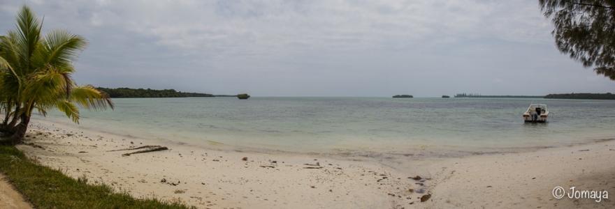 Baie de la Corbeille - Ile des Pins - Nouvelle Calédonie