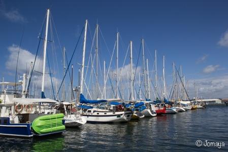 Port Moselle - Nouméa - Nouvelle Calédonie